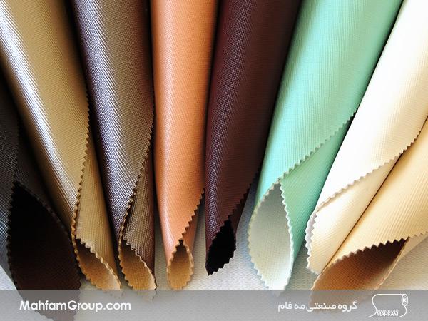 استفاده از چرم مصنوعی در تولید کیف و کفش و البسه